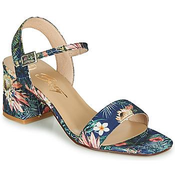 Shoes Women Sandals Betty London MAKITA Marine