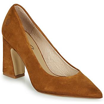 Shoes Women Court shoes Betty London MONDI Cognac