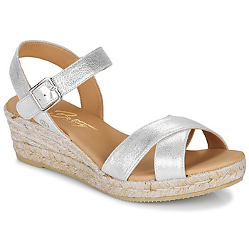 Shoes Women Sandals Betty London GIORGIA Silver