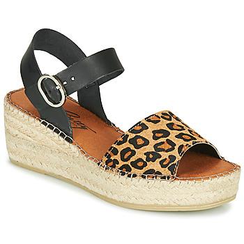 Shoes Women Sandals Betty London MARILUS Leopard