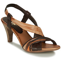 Shoes Women Sandals Betty London POULOI Camel