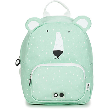 Bags Children Rucksacks TRIXIE MISTER POLAR BEAR Blue