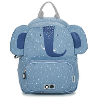 Bags Children Rucksacks TRIXIE MISTER ELEPHANT Blue