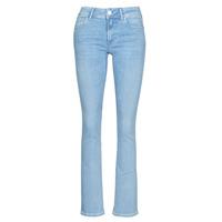 material Women bootcut jeans Replay LUZ BOOTCUT Blue / Medium