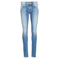 material Women Skinny jeans Replay LUZ Blue / Medium
