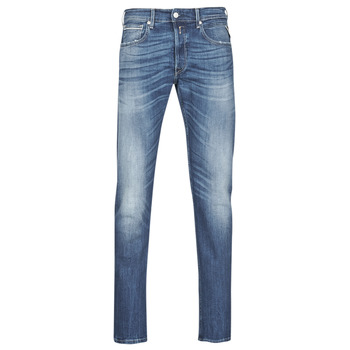 material Men straight jeans Replay GROVER Blue / Medium