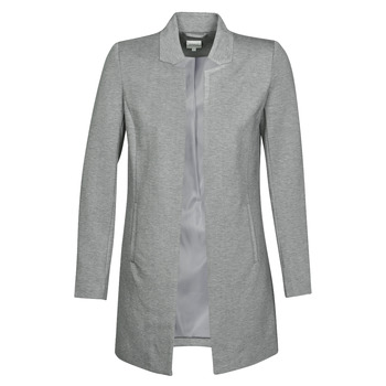 material Women coats Only ONLPOPTRASH SOHO Grey