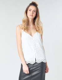 material Women Blouses Betty London MINDO White