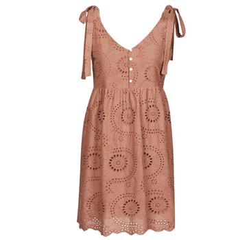material Women Short Dresses Betty London MOLINE Pink