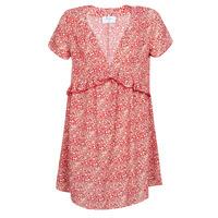 material Women Short Dresses Betty London MARIDOUNE Red