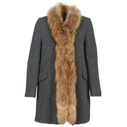material Women coats Stella Forest STILAN Grey