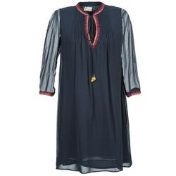 material Women Short Dresses Stella Forest STALOU Blue