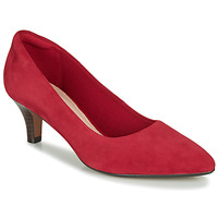 Shoes Women Court shoes Clarks LINVALE JERICA Red