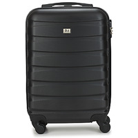 Bags Hard Suitcases David Jones CHAUVETTINI 40L Grey