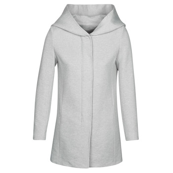material Women coats Moony Mood ADELINE Grey / Clear