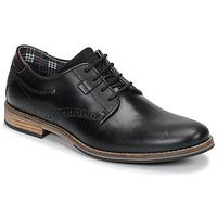 Shoes Men Derby shoes André ROLL Black