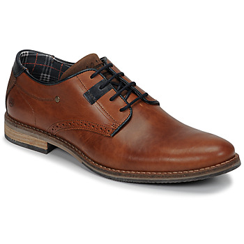 Shoes Men Derby shoes André ROLL Brown