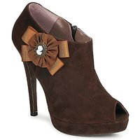 Shoes Women Low boots Fericelli ASSETE Brown