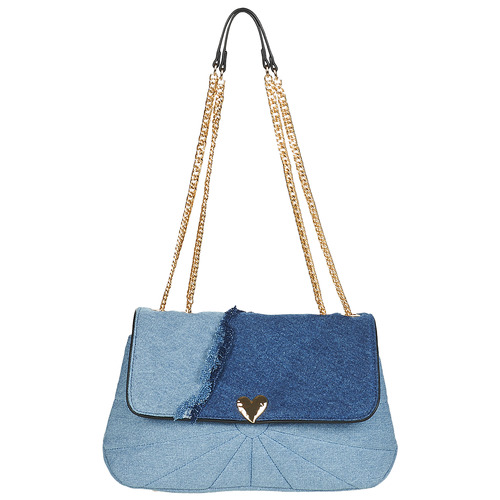 Bags Women Shoulder bags Lollipops JUSTIN Blue