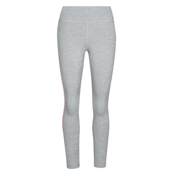 material Women leggings Nike W NIKE ONE TGHT CROP NOVELTY Grey / Pink / Black