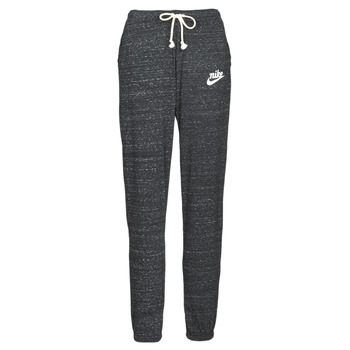 material Women Tracksuit bottoms Nike W NSW GYM VNTG PANT Black