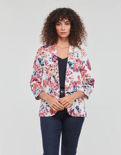 material Women Jackets / Blazers Betty London MIRKA Multicolour