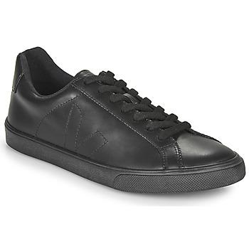 Shoes Low top trainers Veja ESPLAR Black