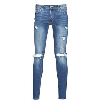 material Men slim jeans Jack & Jones JJITOM Blue / Medium