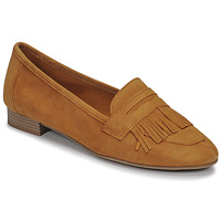 Shoes Women Loafers André BARCELONA Yellow