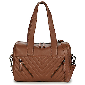 Bags Women Shoulder bags Betty London MIRTEILLE Cognac