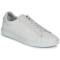 Shoes Men Low top trainers Claé BRADLEY Grey