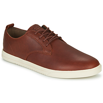 Shoes Men Low top trainers Claé ELLINGTON Cognac