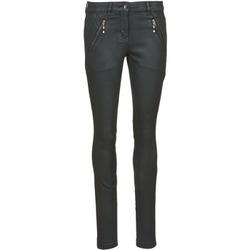 material Women slim jeans Tom Tailor LIRDO Black / Oiled