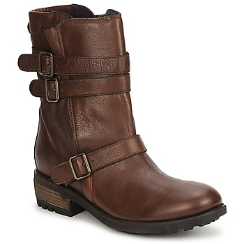 Shoes Women Mid boots Liebeskind ROMUALD Brown