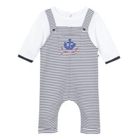 material Boy Jumpsuits / Dungarees Absorba  Blue