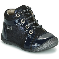 Shoes Girl High top trainers GBB OMANE Blue