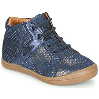 Shoes Girl Mid boots GBB DUANA Blue