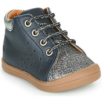 Shoes Girl High top trainers GBB NAHIA Blue