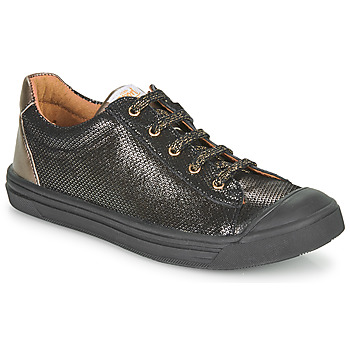 Shoes Girl Low top trainers GBB MATIA Black