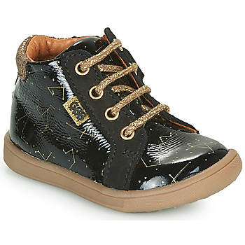 Shoes Girl Mid boots GBB FAMIA Black