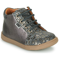 Shoes Girl Mid boots GBB FAMIA Grey