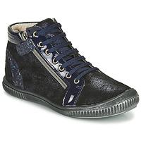 Shoes Girl High top trainers GBB RACHIDA Blue