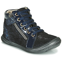 Shoes Girl High top trainers GBB RACHIDA Blue