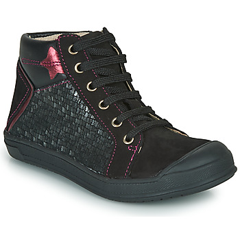 Shoes Girl High top trainers GBB ORENGETTE Black