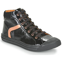 Shoes Girl High top trainers GBB VIVENA Black