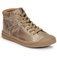 Shoes Girl High top trainers GBB VIVENA Beige