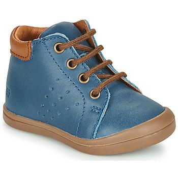 Shoes Boy Mid boots GBB TIDO Blue