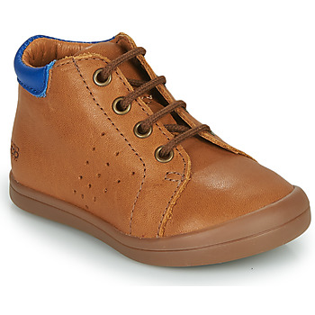 Shoes Boy Mid boots GBB TIDO Brown
