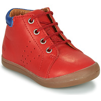 Shoes Boy High top trainers GBB TIDO Red
