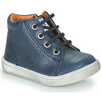 Shoes Boy Mid boots GBB FOLLIO Blue